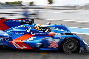 Signatech Alpine duo take 2013 title in drama filled finale at Paul Ricard