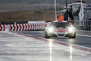 Loeb and Parente take wet qualifying race win