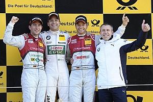 Farfus wins at Zandvoort - Rockenfeller is the new champion
