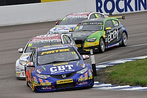 Andrew Jordan in championship command after Silverstone weekend
