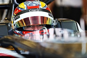 Frijns splits with Hulkenberg manager Heinz