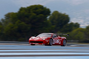 Le Castellet: AF Corse is silver in the championship