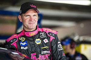 Bowyer is headed home for this weekend's race at Kansas Speedway