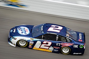 2012 champion Keselowski stays with Penske