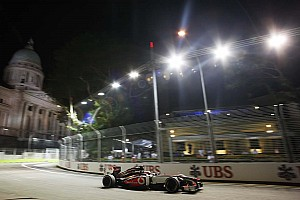 Button and Perez have positive mind set for Korean Grand Prix