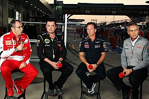 F1 teams expect 2014 calendar to be trimmed