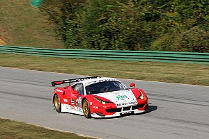 Sweedler and Bell ready for VIR