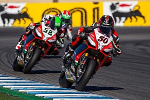 Guintoli leader in opening day qualifying at Magny-Cours