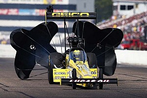 J.Force, Lucas, Johnson and Ray lead Friday qualifying at Maple Grove Raceway