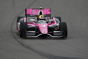 Panther kicks off Pennzoil Grand Prix of Houston with Friday practice