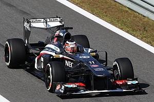 Both Sauber drivers got into third segment of Korean GP qualifying