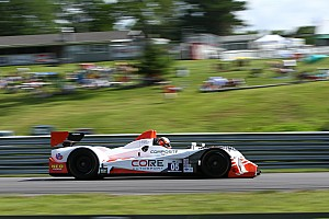CORE: GT session ends early; Kimber-Smith barely misses PC Pole