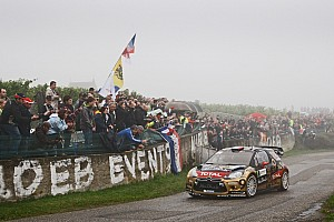 Sordo and Loeb both in fight for victory in Rally France