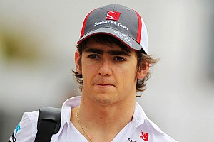 Gutierrez sheds 'conservative' approach to Formula One