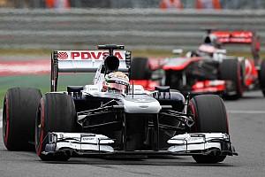 Maldonado makes approach to Lotus