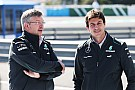 Brawn exit reports 'surprising' - Wolff