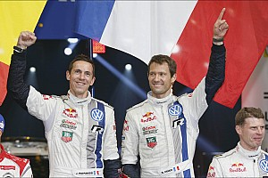 Ogier ready for Wales