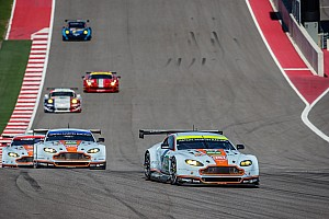 Aston Martin shuffles driver line up for Fuji in push for World title