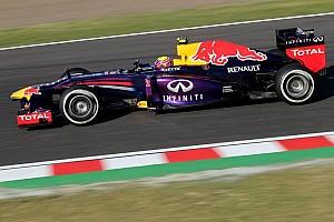 Webber quickest in final practice at Suzuka