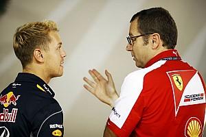 Ferrari boss compares Vettel to Schumacher