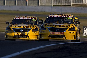 Nissan Motorsport takes double top 20 at Bathurst 1000