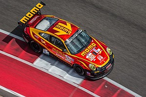 NGT MOMO pulls No. 30 out of Petit Le Mans in memory of Edwards