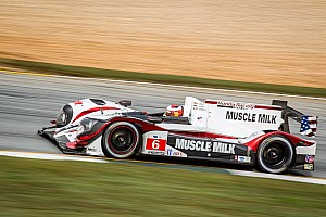 Front row start for final round of 2013 for Muscle Milk Pickett Racing team