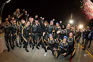 Jani, Heidfeld and Prost give Rebellion back-to-back Petit Le Mans victory