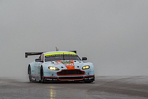 Aston Martin reign in the rain-shortened 6 Hours of Fuji