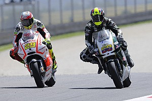 Andrea Iannone takes eighth place at Phillip Island Circuit
