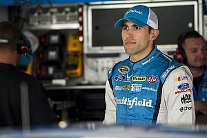 Despite crew chief's absence, Aric Almirola finds speed at Talladega