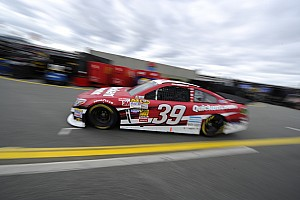 Uneventful day for Newman at Talladega