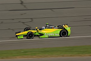 Pagenaud clinches 3rd in IndyCar championship