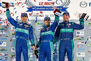 Team Falken Tire wins final ALMS Petit Le Mans