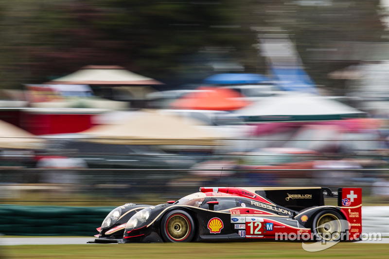 REBELLION Racing claims historical back-to-back wins at Petit Le Mans