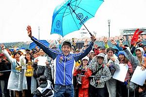 Relentless rain prevents MotoGP practice on day one at Motegi