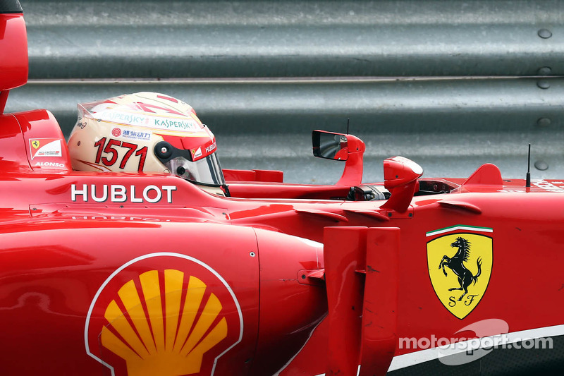 Good performance by Scuderia Ferrari drivers at India