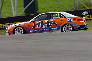 Erebus Motorsport gets underway on the streets of the Gold Coast