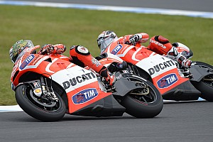 First row for Hayden in Japanese GP qualifying, Dovizioso on row 2