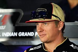 Raikkonen, Ferrari, not 'worried' about 2013 form