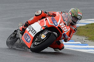 9th and 10th for Hayden and Dovizioso at Motegi