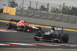 No points today for Sauber at India