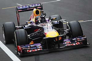 Renault congratulates Vettel on fourth drivers' title