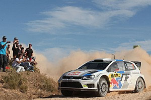 Volkswagen: manufacturers' title following one-two victory in Spain