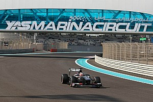Incident free Friday for Sauber at Abu Dhab