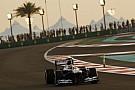 Maldonado qualified 15th with Bottas 16th for tomorrow's Abu Dhabi GP