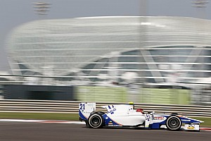 Trident did not collect the results on Race 1 at Yas Marina circuit