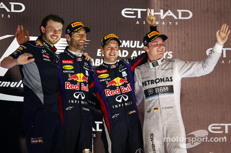 Vettel takes seventh-consecutive race victory in 2013