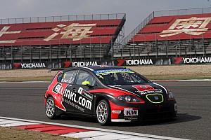Muennich Motorsport almost on the podium in Shanghai