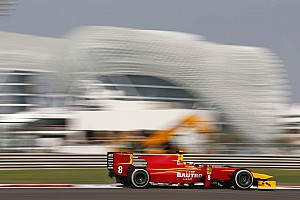 Racing Engineering to run six drivers at the Abu Dhabi post-season test this week
